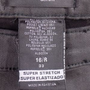 Mossimo Supply Co. Jeans - Mossimo Super Stretch Coated Jeans Size 16R/33